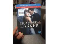 Fifty shades darker blu ray unmasked edition