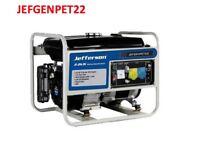JEFFERSON PETROL GENERATOR AVR 2.2KW 5.5HP JEFGENPET22