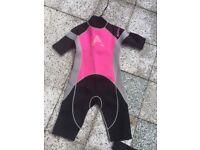 Wetsuits x three