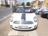BAD CREDIT CAR FINANCE AVAILABLE 2008 / 08 MINI 1.4 ONE