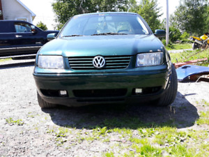 2001 jetta tdi trades only looking for a truck