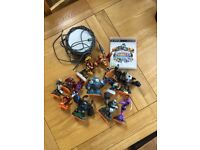 Skylanders Giants PS3, portal and figures - collection only