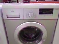 BRAND New A+ Class Silver LOGIK 7kg./1200rpm Washing Machine £160