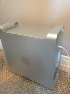 Mac Pro 3,1 OctaCore- 2 x 2.8 GHz Quad Core Intel Xeon 16GB Ram