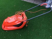 Flymo Hover Vac 280 Lawnmower - Pristine Condition
