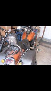 2014 dyna fat bob Harley Davidson