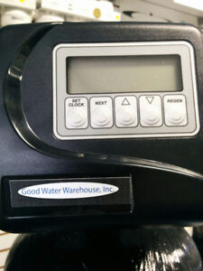 Water Softeners Selling & Installation on special... ( $ 1050 )