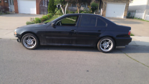 2001 BMW 530i AUTO Complete part out