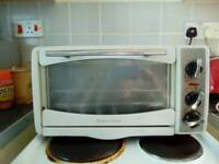 Baby belling cooker and grill