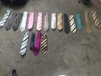 Men's tie brand new and used