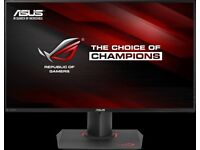 Asus PG279Q 27-inch G-Sync, IPS, 165 Hz, 2560 x 1440 Gaming monitor