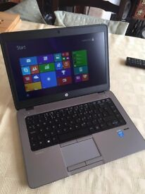 HP Elitebook Gaming Laptop Intel Core i7 Dedicated 8750M 2GB Grpahics 8GB RAM 256GB SSD Win 8 Pro