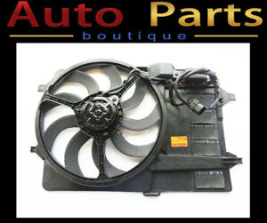 Mini 2003-2008 OEM Auxiliary Fan Assy 17421475577 17117541092