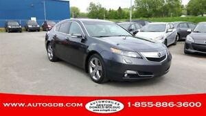 2012 Acura TL automatique, traction intégrale SH-AWD