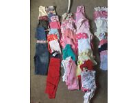 BARGAIN 0-6 Month Baby Girl Clothes Bundle