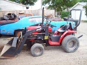 Massey Ferguson 10/10 small diesel farm tractor