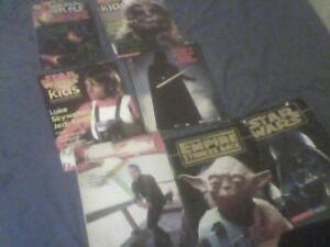 star wars books with graphics