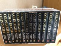 Colin Dexter books