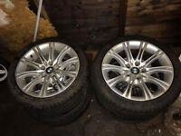 "** For Sale 19"" BMW alloy wheels **"