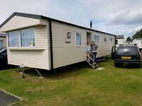 caravan for hire seashore great Yarmouth