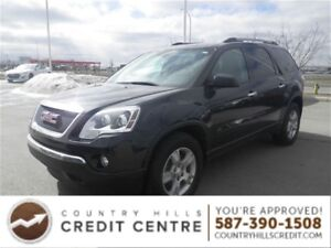 2012 GMC Acadia SL/ 7 Seater/ new low Price