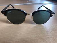 RayBan Clubmaster Round sunglasses