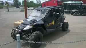 2015 Arctic Cat Wildcat 4X-Limited