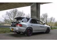 95 jdm import Impreza wagon 280bhp