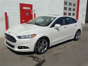 2013 Ford Fusion Titanium AWD ~ Navigation ~ Backup cam~ $19900