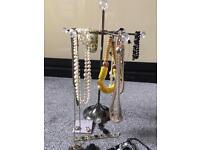 Jewellery & stand bundle