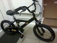 "Custom made batman bike 16"""