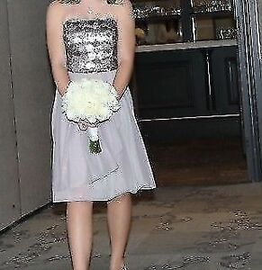 Dress (worn as maid of honour dress)