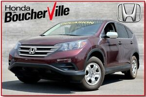 2014 Honda CR-V LX AWD A/C Bluetooth bancs chauffants
