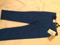 Chino for 7 - 8 year old Brand New with lables intact from M & S Colour BLUE