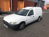 Project Ford Escort Van 55D 1.8 Diesel 2001
