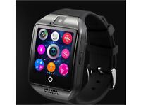 Q18 SMART WATCHES FOR SMARTPHONE, HD TOUCH SCREEN WITH CAMERA.. ONLY £30!!
