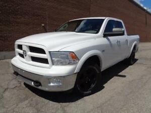 2012 Ram 1500 Outdoorsman 4DOOR,4X4 5.7 HEMI--416 742 5464---