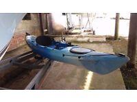 Kayak Perception Triumph 13 ft