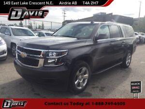 2017 Chevrolet Suburban LT BOSE AUDIO, NAVIGATION, HEATED SEATS
