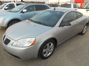 2008 Pontiac G6 GT GT*Automatic*V6*Leather