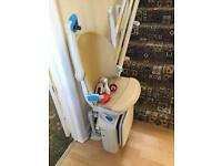 Used stairlift