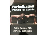 Periodisation training for sports books