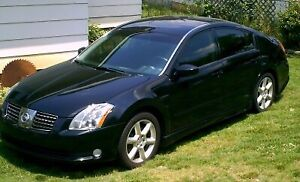 2008 NISSAN MAXIMA -LOADED WITH LEATHER