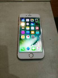 IPhone 6S 16GB in Rose Gold Unlocked