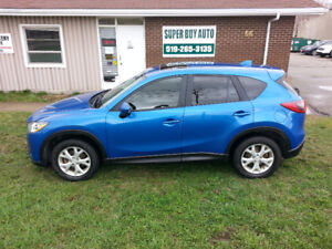 2013 Mazda CX-5 AWD LEATHER LOADED SUV, Crossover