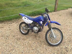 02 Yamaha TT-R 125 4-stroke