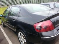 PEUGEOT 407 SE HDI 2.0L++EXCELLENT FAMILY CAR ++ 1 YEAR MOT.++ LARGE BOOT++2005 METALIC BLACK