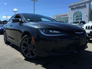 2016 Chrysler 200 S 3.6L 9 Speed