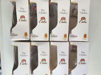 Stella Artois Glasses Set x 8 - Brand New