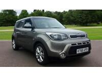 2015 Kia Soul 1.6 CRDi Connect 5dr Manual Diesel Hatchback